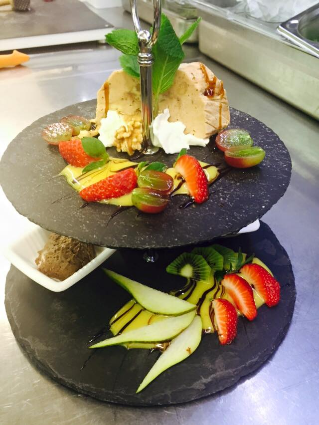 Schaumlöffels Dessertteller