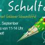 1. Schultag für die Sprösslinge - die Schulzeit geht los in Bayern --> willkommen im Restaurant Goldener Schaumlöffel!