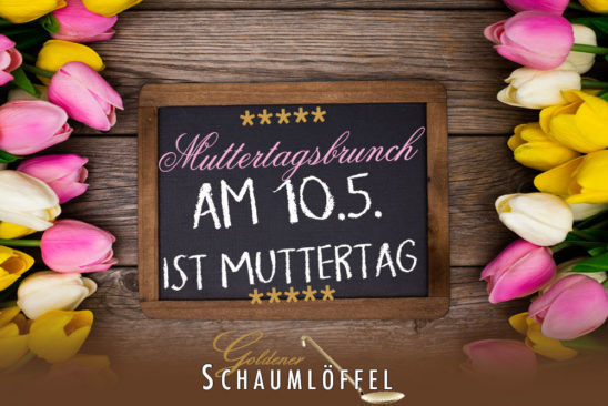 Muttertag-Brunch