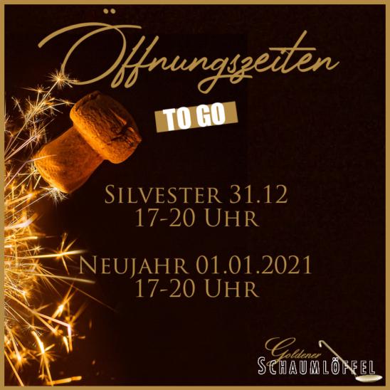 Silvester & Neujahr